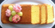 queque de maicena (harina de maiz,)