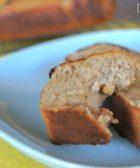 trozo de queque sin gluten (para celiacos,)