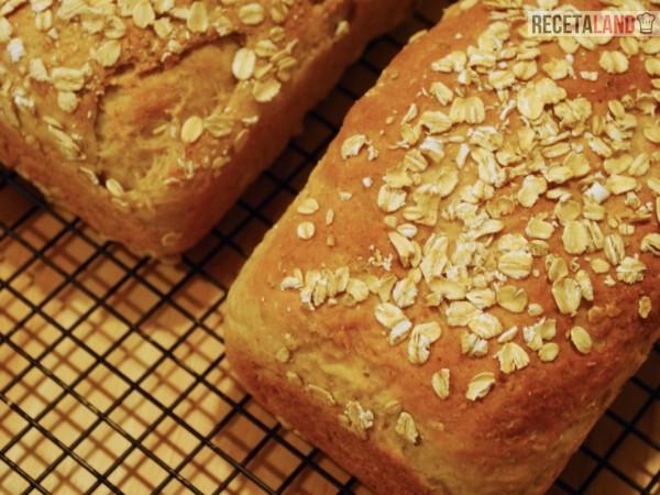dos panes de avena