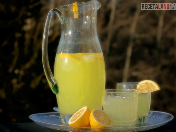 limonada casera americana