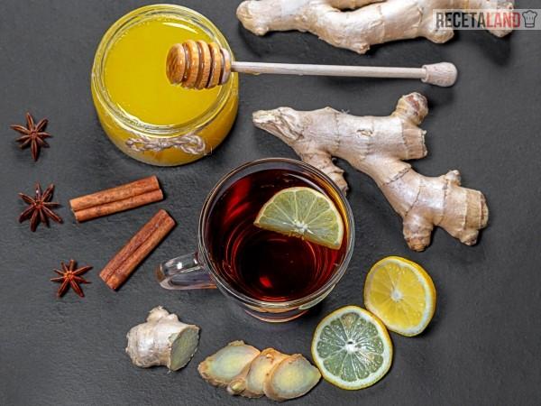 ingredientes recetas te de canela