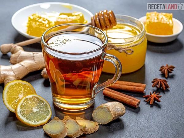 ingredientes para el te de canelaingredientes para el te de canela