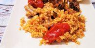 Plato de Paella de Carne